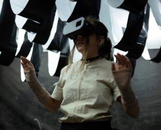 Spaziergang in der VR
