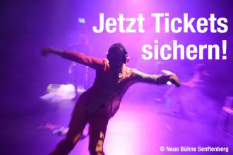 Tickets: ICH WILL LEBEN